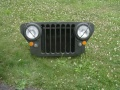 Willys Jeep CJ-3A 1953